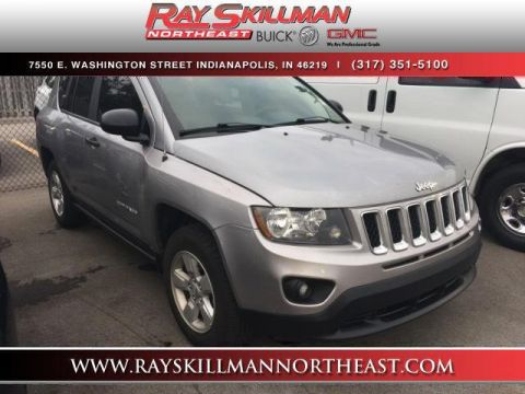 Used Jeep Compass FWD 4dr Sport