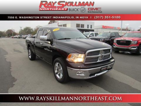 Used Ram 1500 4WD Quad Cab 140.5 Big Horn