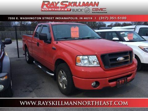 Used Ford F-150 2WD Supercab 133 STX
