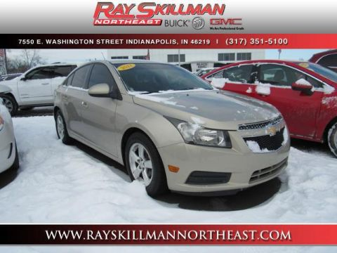 Used Chevrolet Cruze 4dr Sdn LT w/1LT