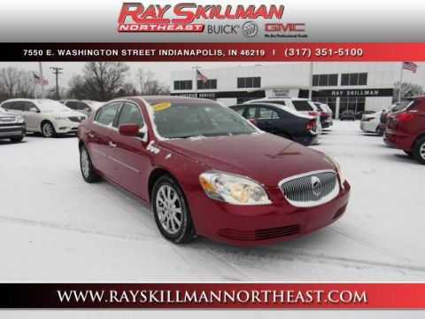 Used Buick Lucerne 4dr Sdn CXL-4