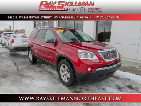 Used GMC Acadia FWD 4dr SL