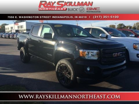 New GMC Canyon CREW CAB SLE