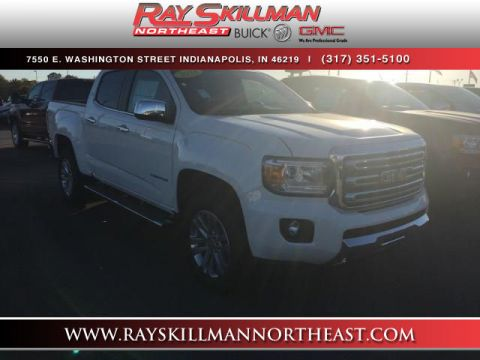 New GMC Canyon SLT