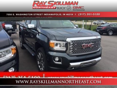 New GMC Canyon Denali