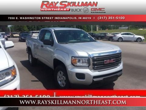 New GMC Canyon EXT CAB