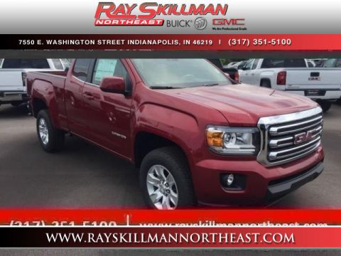 New GMC Canyon SLE