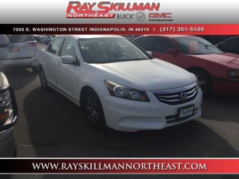 Used Honda Accord 4dr I4 Auto SE