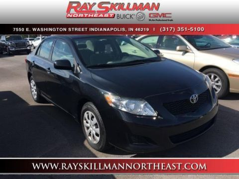 Used Toyota Corolla 4DR SDN AT