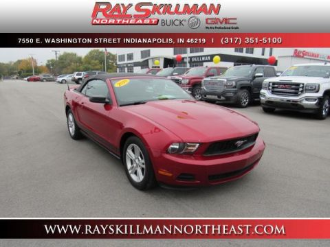 Used Ford Mustang 2dr Conv V6 Premium