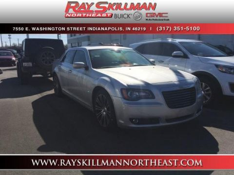 Used Chrysler 300 4dr Sdn V8 300S RWD