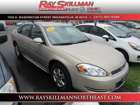 Used Chevrolet Impala 4dr Sdn LS