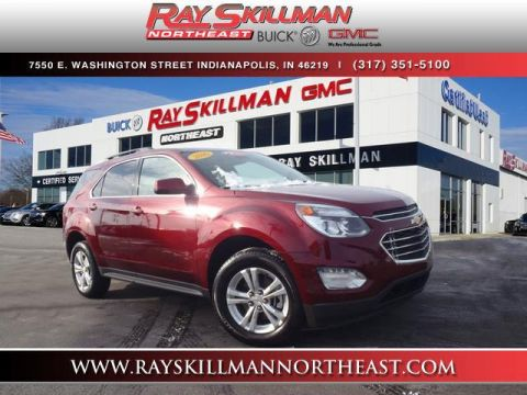 Certified Used Chevrolet Equinox AWD 4dr LT