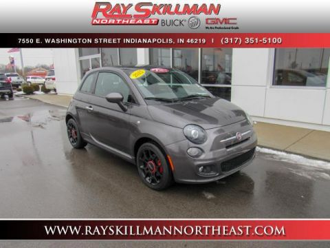 Used FIAT 500 2dr HB Sport