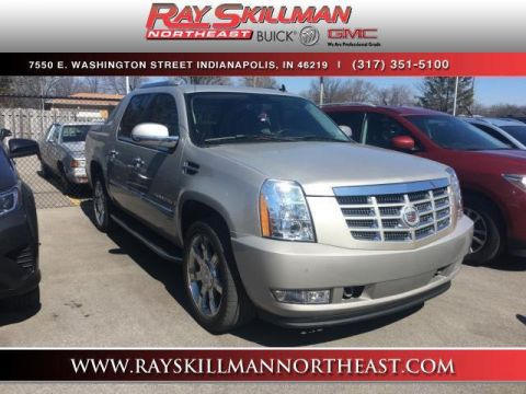 Used Cadillac Escalade EXT AWD 4dr