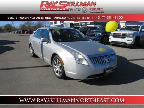 Used Mercury Milan 4dr Sdn Premier FWD