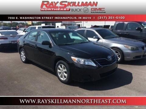 Used Toyota Camry 4dr Sdn I4 Auto LE