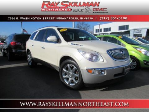 Used Buick Enclave FWD 4dr CXL