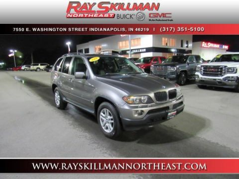 Used BMW X5 X5 4dr AWD 3.0i