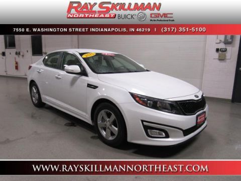 Used Kia Optima 4dr Sdn LX