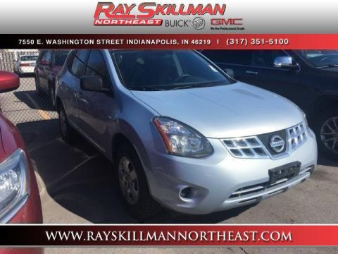 Used Nissan Rogue Select FWD 4dr S