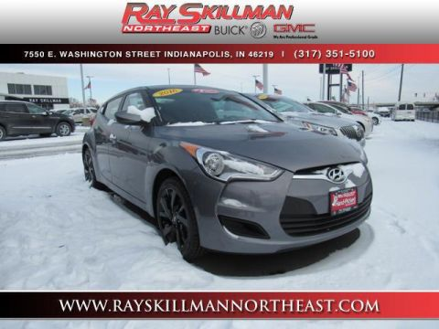Used Hyundai Veloster 3dr Cpe Auto
