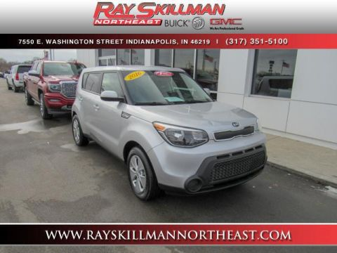 Used Kia Soul 5dr Wgn Man Base
