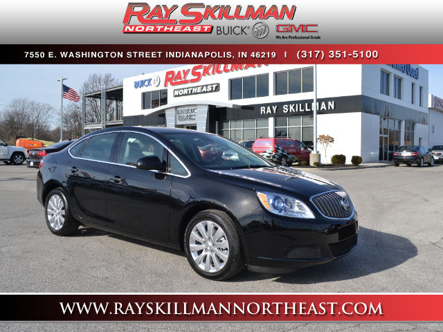 New Buick Verano 4DR SDN TURBO FWD