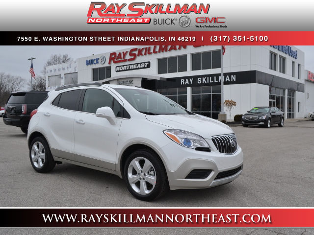 New Buick Encore 4DR FWD