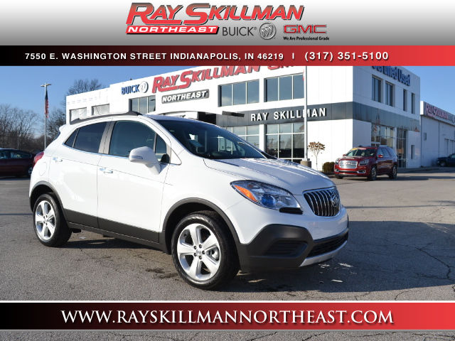 New Buick Encore 4DR AWD